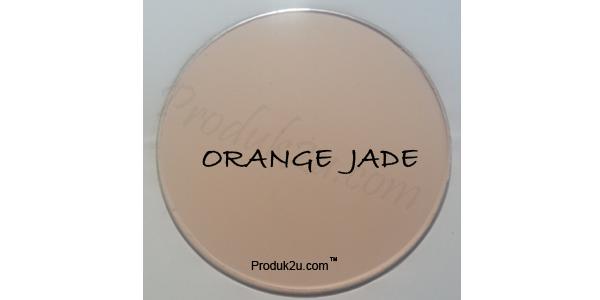 orange jade